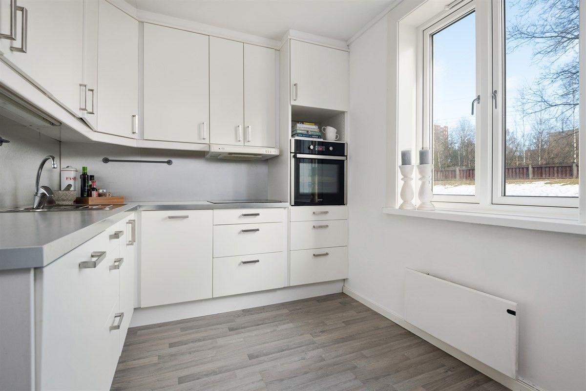 Kjøkkenfronter til IKEA Faktum